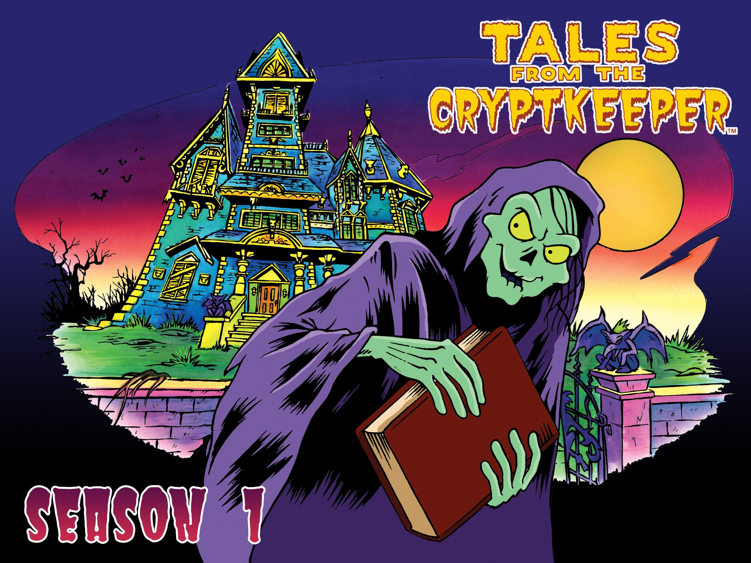 Amazon Com Watch Tales From The Cryptkeeper Prime Video