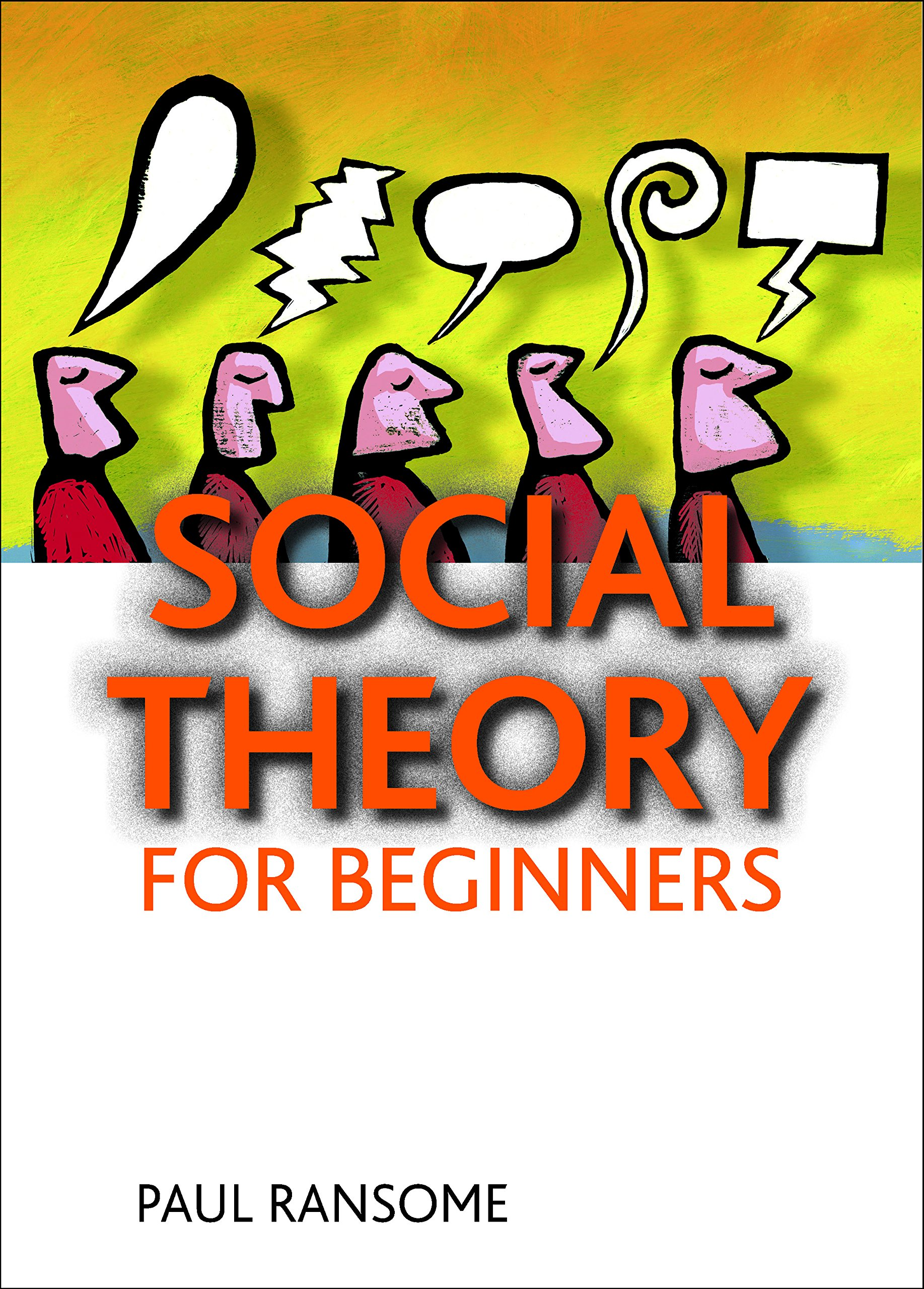 Social Theory for Beginners ebook