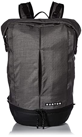 Burton Upslope Backpack, Durable Commuter Bag with Waterproof Closure and Laptop Sleeve