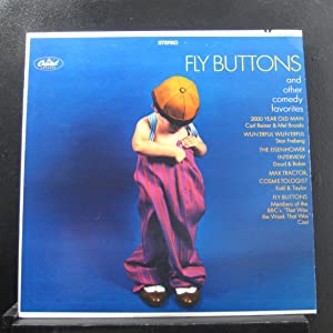 Various - Fly Buttons - Lp Vinyl Record