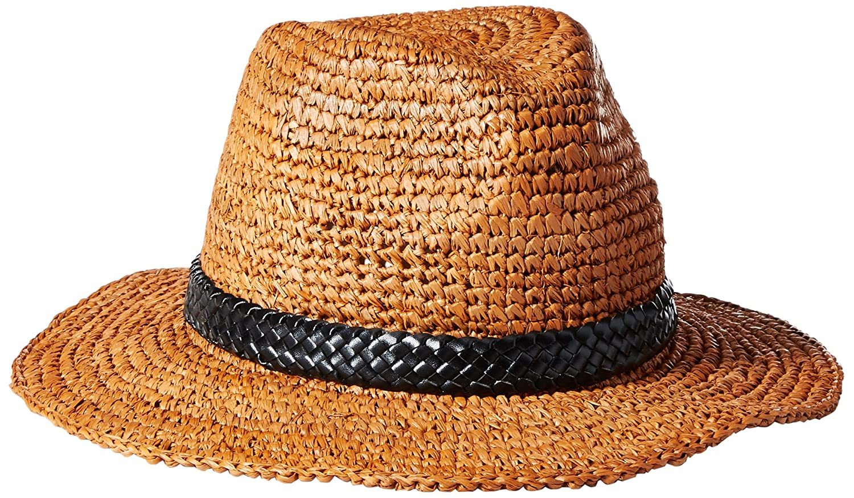 O'Neill Juniors' Valley Panama Paper Straw Hat