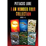 I Am Number Four Collection: Books 1-6: I Am Number Four, The Power of Six, The Rise of Nine, The Fall of Five, The Revenge o