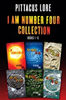 I Am Number Four Collection: Books 1-6: I Am