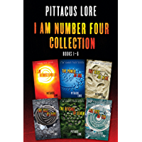 I Am Number Four Collection: Books 1-6: I Am Number Four, The Power of Six, The Rise of Nine, The Fall of Five, The Revenge of Seven, The Fate of Ten (Lorien Legacies) (English Edition)