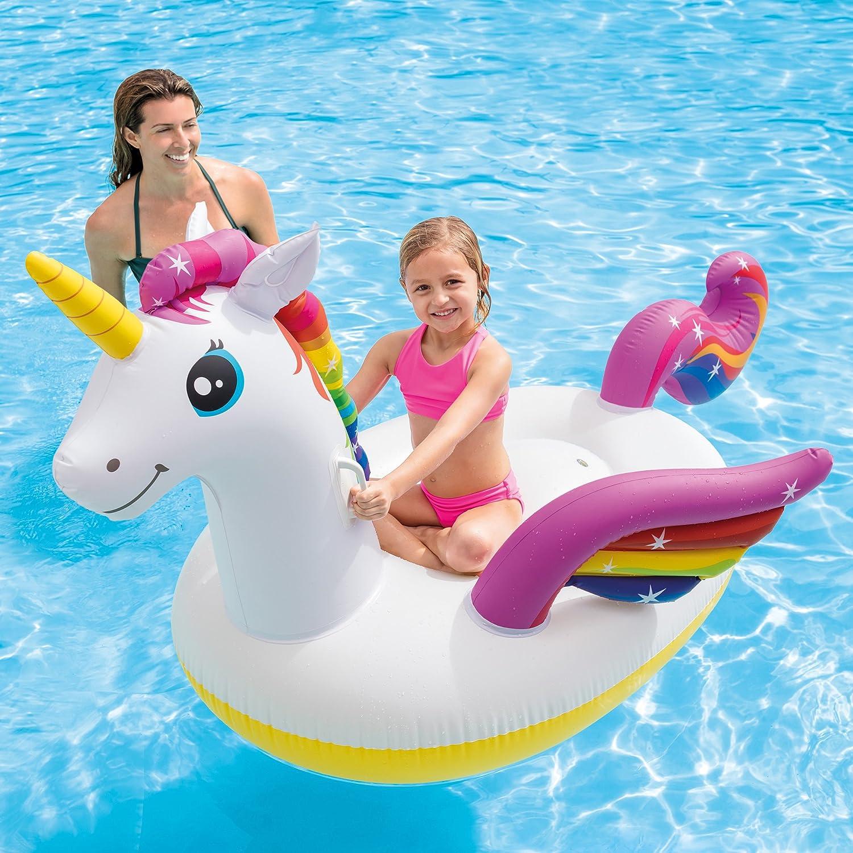 Intex Unicorn Inflatable Ride-On Pool Float