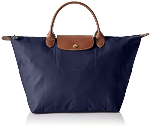 ce1594489b9e Longchamp Women 1623089 NAVY Handbag  Amazon.co.uk  Shoes   Bags