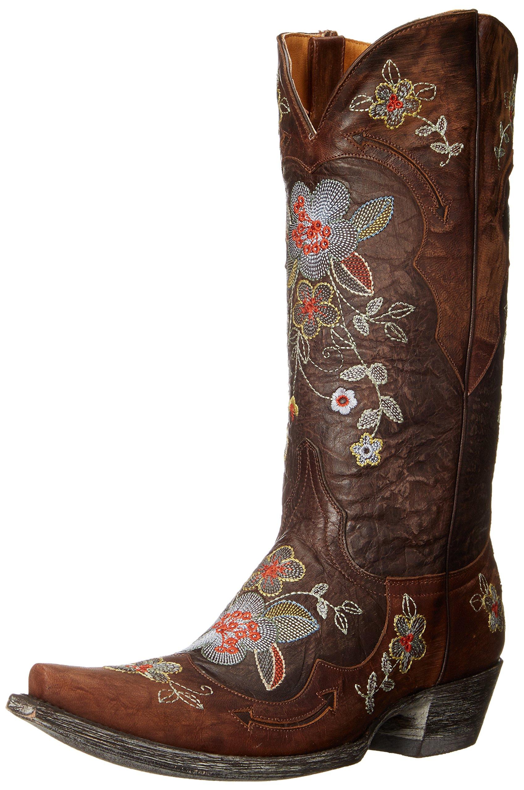 Old Gringo Women's Bonnie Boot,Chocolate Brass,5.5 B US