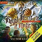 The Silver Dwarf: Royal Institute of Magic, Book 4