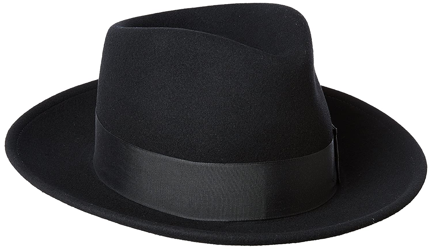4754d8b9195ee7 Bailey of Hollywood Men's Fedora Hat at Amazon Men's Clothing store: