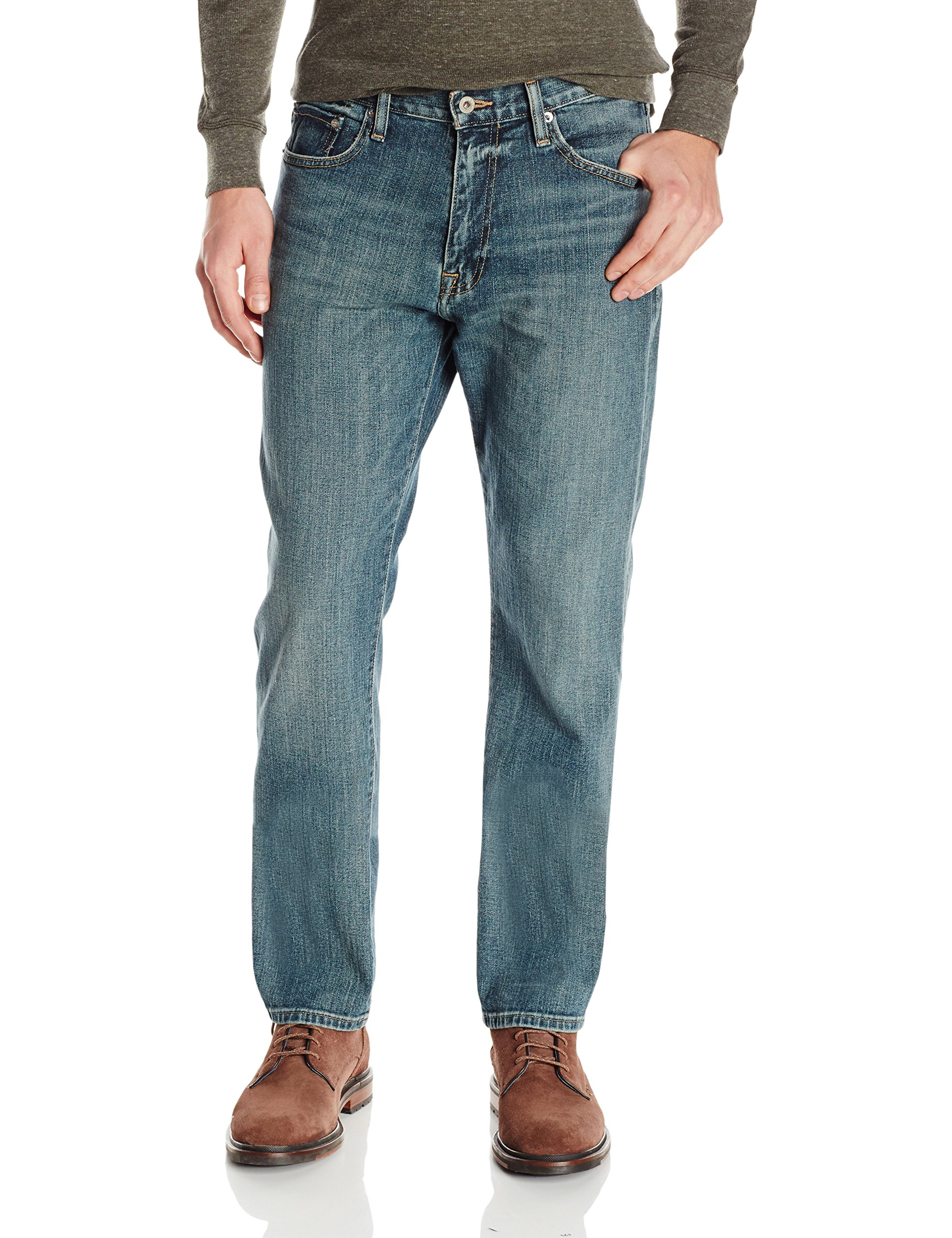 Lucky Brand Men's 410 Athletic Fit Jean in, Milipitas, 36x30