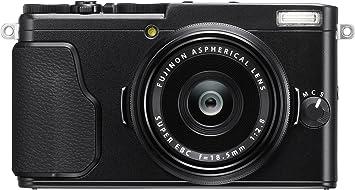 Fujifilm X70 - Cámara digital compacta de 16.3 MP (sensor X-Trans ...