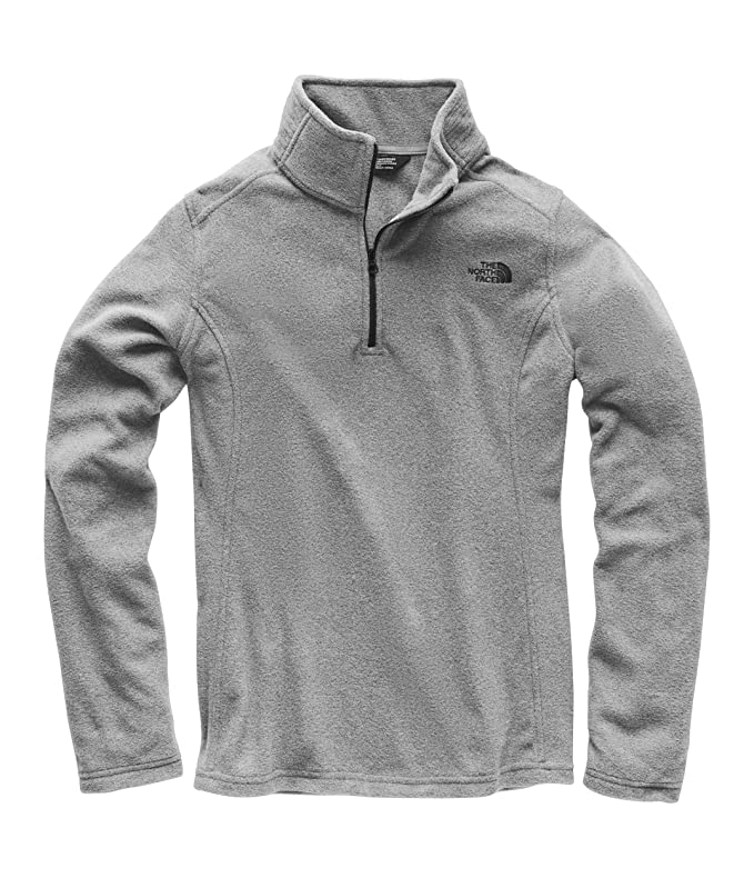 c3a95b81064c9 Amazon.com  The North Face Women s Glacier 1 4 Zip Fleece Top  Sports    Outdoors