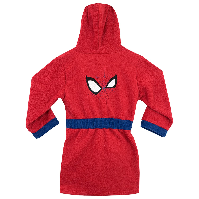 Spiderman Boys Marvel Spider-Man Robe