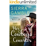 Her Cowboy's Coworker (Christmas in Shooting Star Canyon Book 1)