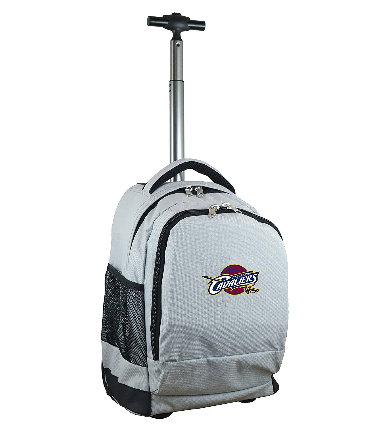 NBA Cleveland Cavaliers Expedition Wheeled Backpack, 48cm , Grey   B01M9IY7BL