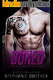 Boned: A Stepbrother Romance (Mandarin Connection Book 4)