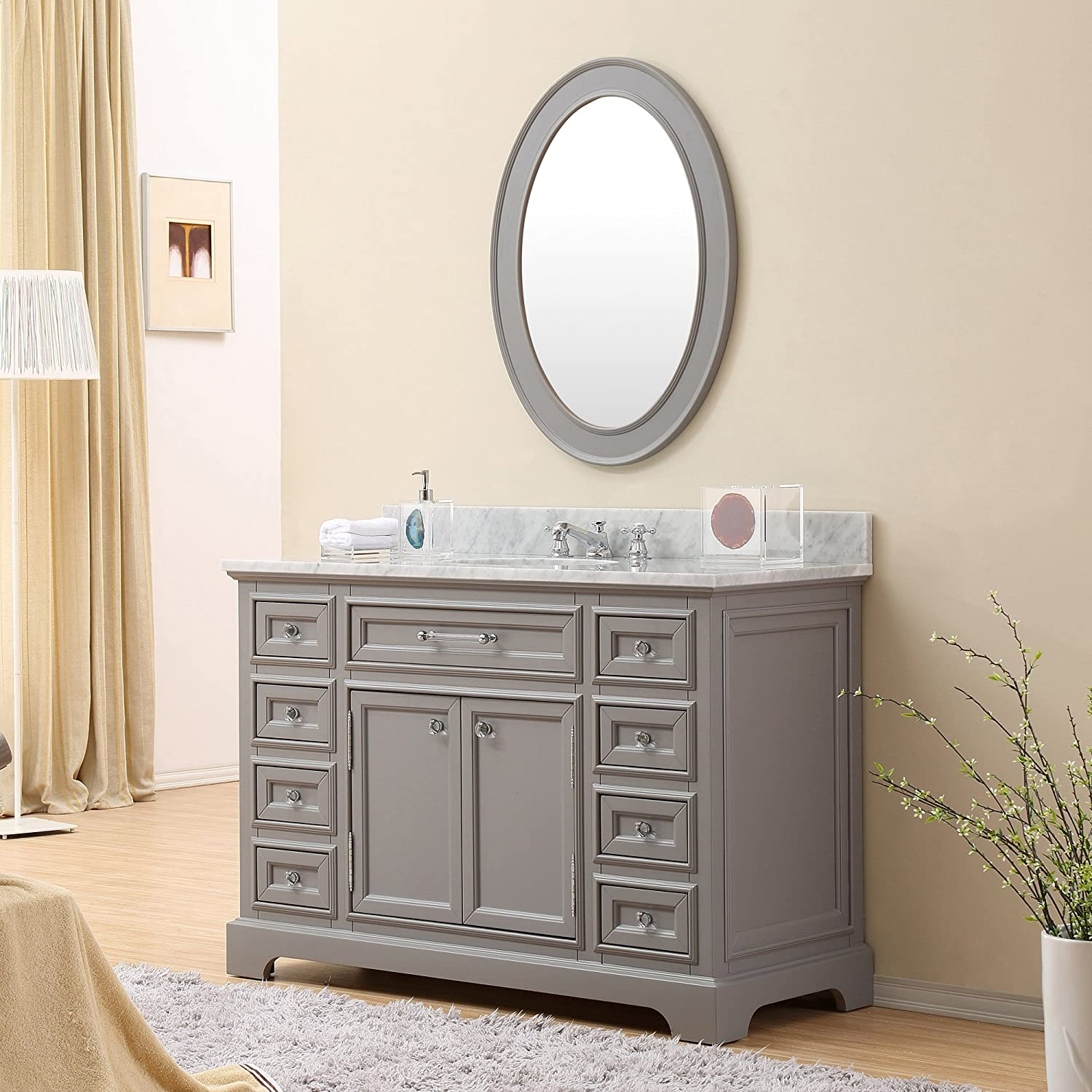 Single Sink Bathroom Vanity on martha stewart seal harbor bathroom vanity, 48 single bathroom vanities, french provincial bathroom vanity, 30 inch bathroom vanity, bathroom cabinets over vanity, 24 inch sink vanity, sheffield bathroom vanity, 60 inch single bathroom vanity, white single sink vanity, dresser bathroom vanity, diy pallet bathroom vanity, sale home depot bathroom vanity, single basin bathroom vanity, mocha bathroom vanity, cheap single bathroom vanity, long single sink vanity, distressed cream bathroom vanity, trough sinks bathroom vanity, lowe's unfinished bathroom vanity, 40 bathroom vanity,