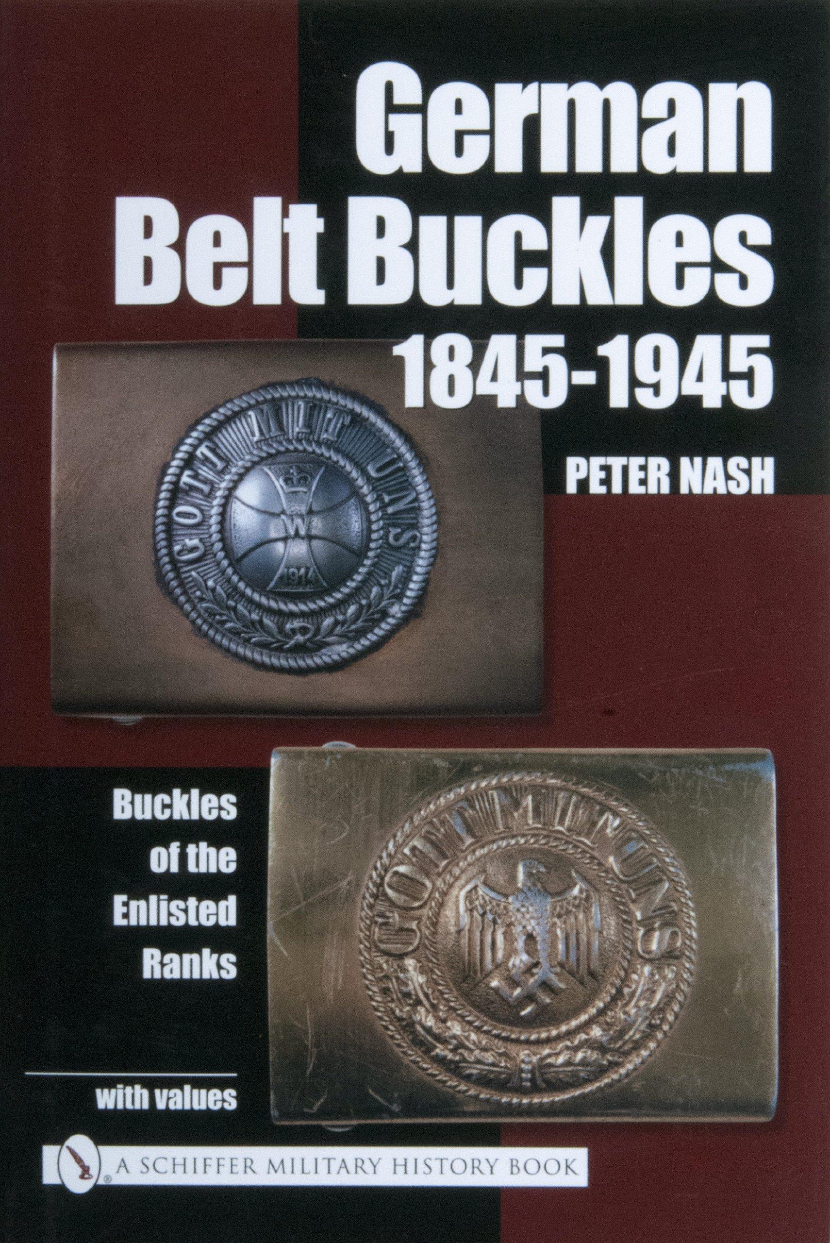 German Belt Buckles 1845-1945  Buckles of the Enlisted Ranks