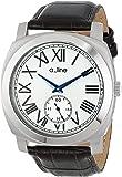 a_line Women's AL-80023-02-BR Pyar Analog Display Japanese Quartz Brown Watch