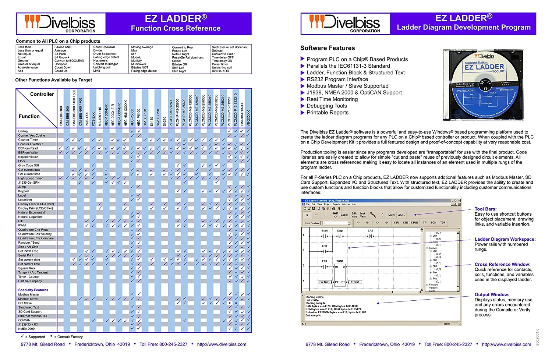 Plc Study Course Student Kit Ladder Diagram Has A Simplify Programming