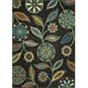 Maples Rugs Reggie Artwork Collection 7 x 10 Large Rug