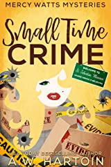 Small Time Crime (Mercy Watts Mysteries Book 10) Kindle Edition