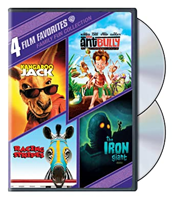 Amazon com: 4 Film Favorites: Family Fun (The Ant Bully, The Iron