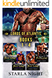 Lords of Atlantis Boxed Set: Alpha Warrior Merman Shifter Fated Mates Romance (English Edition)