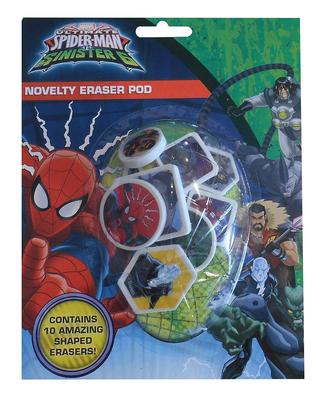 Anker Spiderman-Radiergummi SPNEP