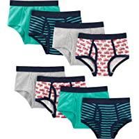 Simple Joys by Carter's 8-Pack Underwear Briefs-Underwear Niños (Pack de 8)
