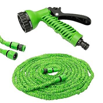 Magic garden hose pipe 100 ft Amazoncouk Kitchen Home