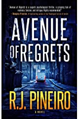 Avenue of Regrets: A Suspenseful Psychological Thriller Kindle Edition