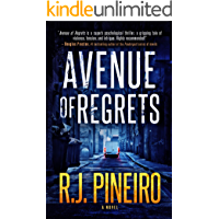 Avenue of Regrets: A Suspenseful Psychological Thriller