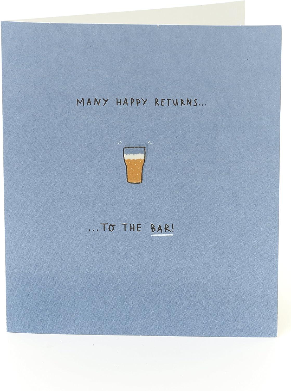 Amazon Com Birthday Card For Him Funny Birthday Card For Her Funny Birthday Friend Card Gifts For Her Ideal Gift Card Gifts For Men Gifts For