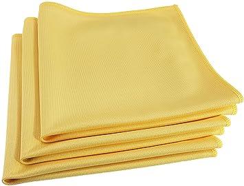 Wie Bekomme Ich Meine Fenster Streifenfrei Sauber elauelue fenstertuch 700 fenster putzen ohne streifen