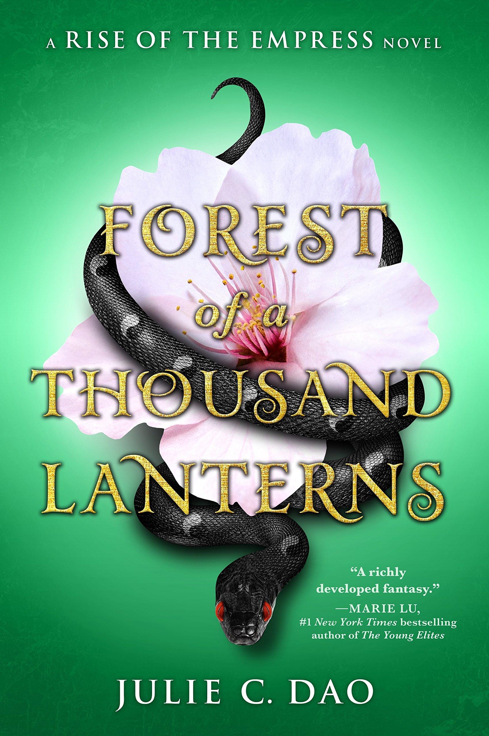 Afbeeldingsresultaat voor Forest of a Thousand Lanterns