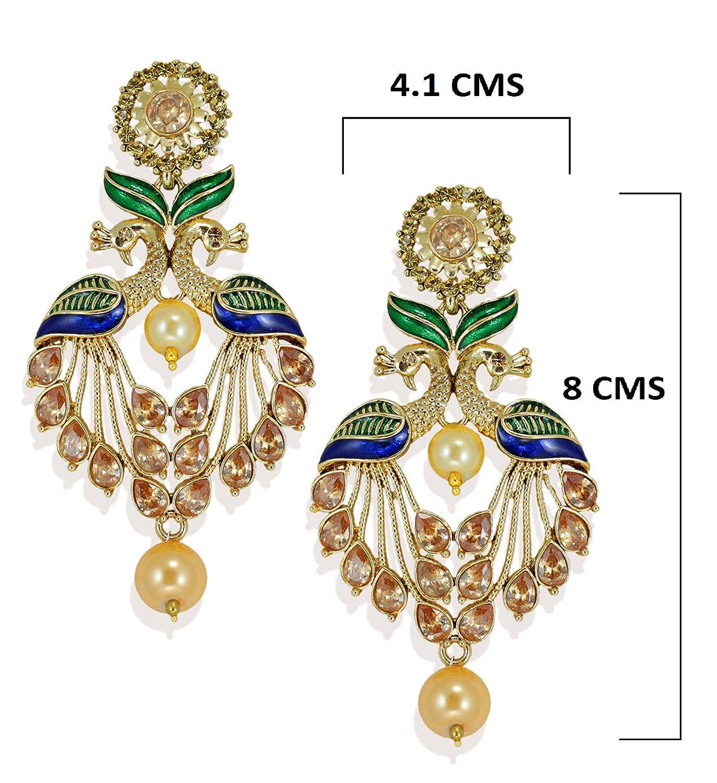 Earrings: Buy Earrings online at best prices in India - Amazon.in