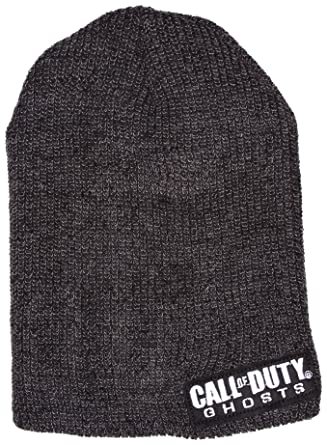 969191890e8 Call of Duty Ghosts Men s Logo Beanie