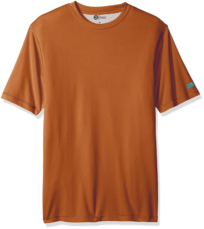 Key Apparel SHIRT メンズ B01MT0RGUU M|オレンジ(Burnt orange) オレンジ(Burnt orange) M