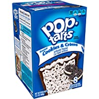 Kellogg's Pop Tarts, Cookies and Cream, 400g