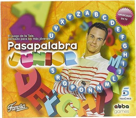 Famogames - Pasapalabra Junior 700008726: Amazon.es: Juguetes y juegos