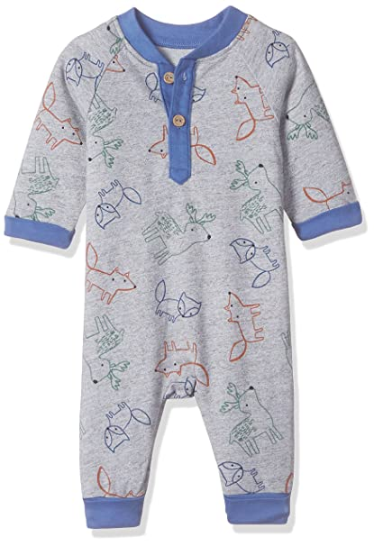 902b41215cd1 Mothercare Boys  Romper Suit  Amazon.in  Clothing   Accessories
