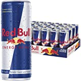 Red Bull Energy Drink, 24er Pack, Einweg (24 x 250 ml)