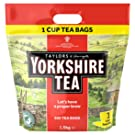 Yorkshire Tea One Cup Tea Bags (Pack of 600)