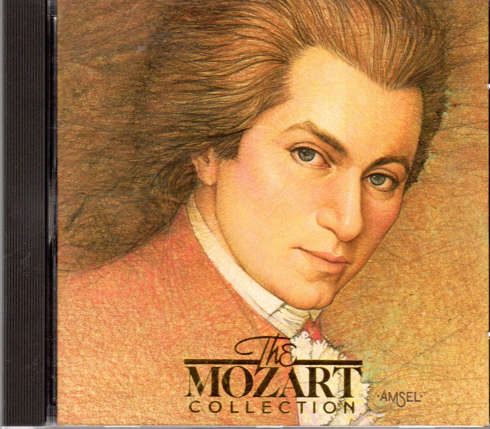 The Mozart Collection: Smphonies Nos. 30, 31, 36; Minuet in C, Audio CD, 1987. by Time-Life Music