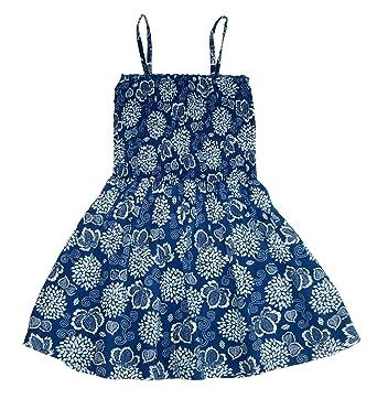 Kleid dunkelblau 134