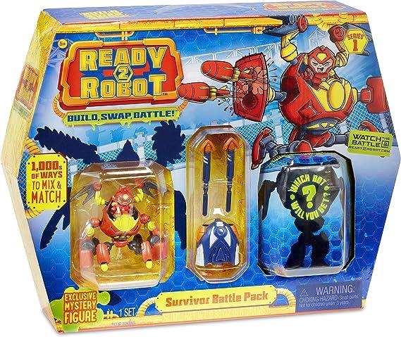 Ready2Robot Battle Pack-Survivor