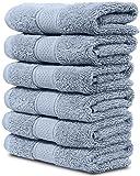 6 Piece Washcloth Set. 2017(New Collection) Premium