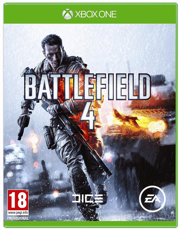 Battlefield 4 Xbox One Amazonin Video