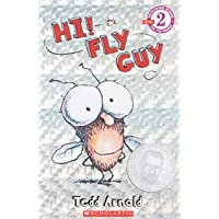 Hi! Fly Guy (Scholastic Reader, Level 2): Scholastic Reader! Level 1